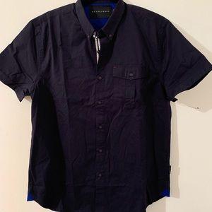 Sean John shirt with slim fit look